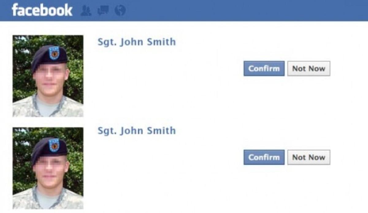 ¿Cómo Facebook usa el aprendizaje automático para eliminar cuentas falsas?