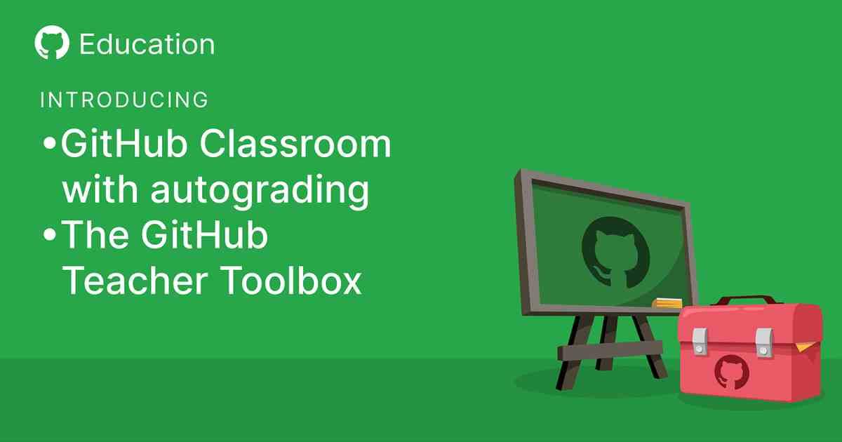 La plataforma educativa de GitHub añade nuevas características para profesores
