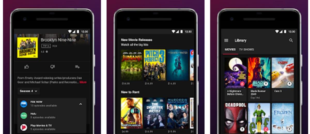 Películas gratis con anuncios será la nueva opción de Google Play Movies