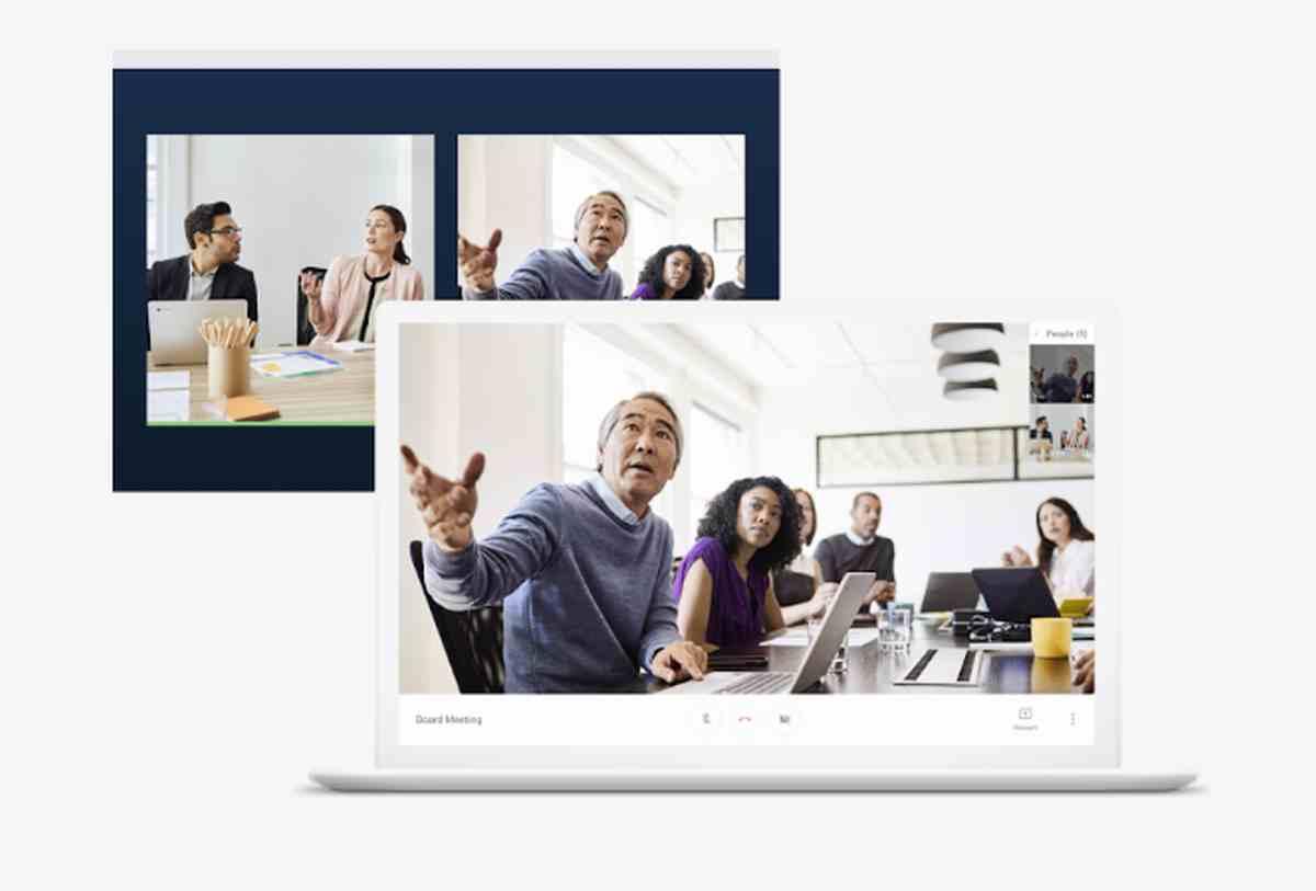 Videoconferencias con Hangouts Meet