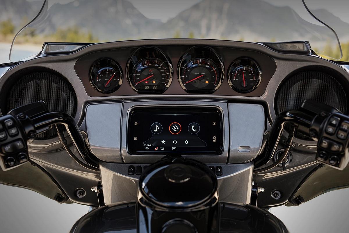 Las motos Harley-Davidson añadirán Android Auto con estas características