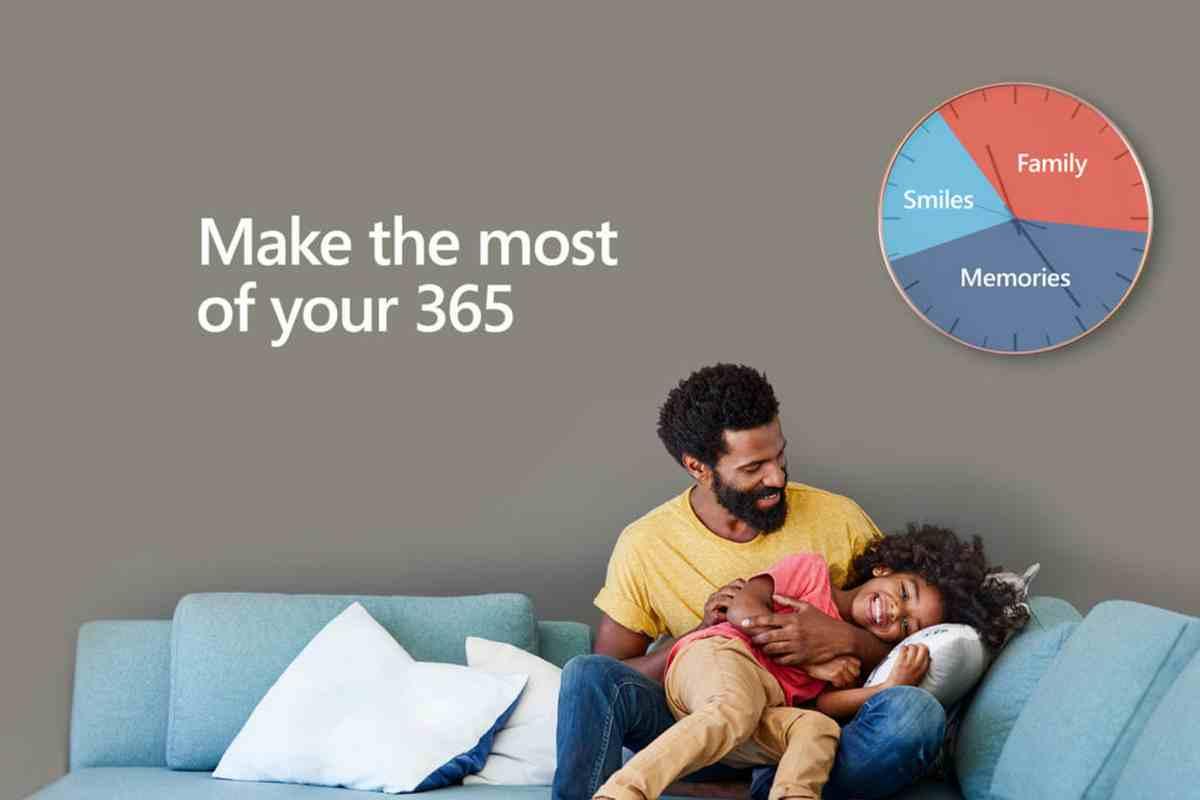 Microsoft reestructurará sus planes por suscripción, lanzará app de gestión familiar, y más