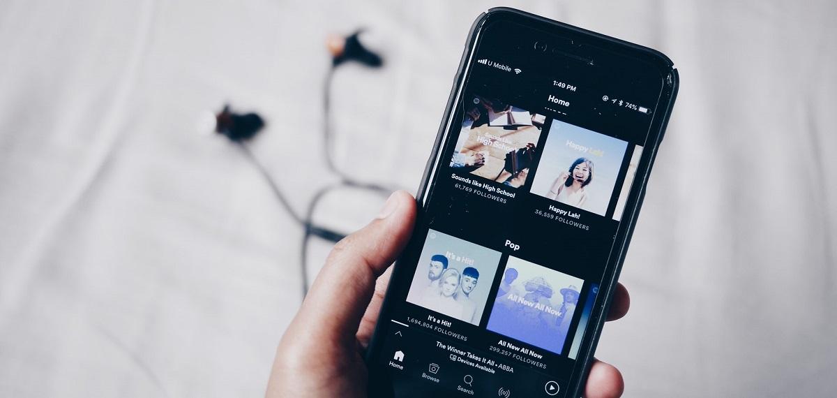 Cómo programar Spotify para que se apague cuando te quedes dormido