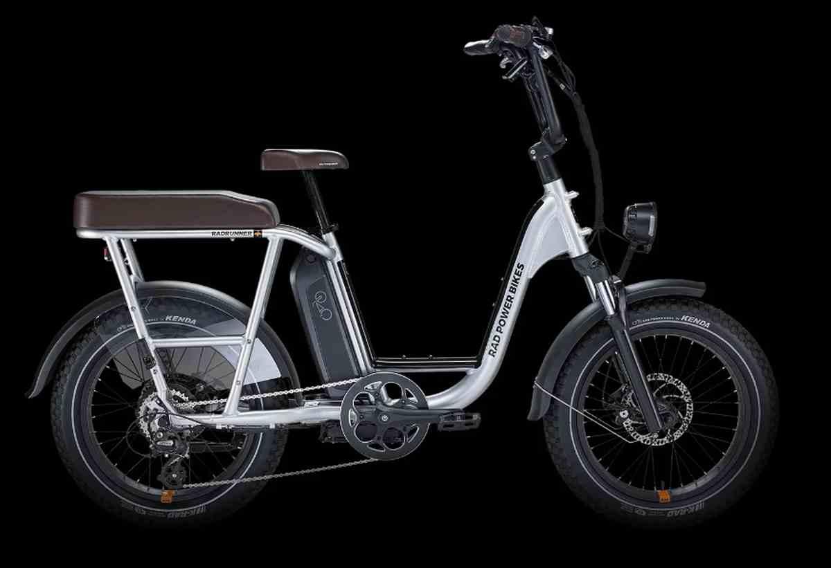 Llega RadRunner Plus, la mejorada versión de la popular bicicleta eléctrica de Rad Power Bikes