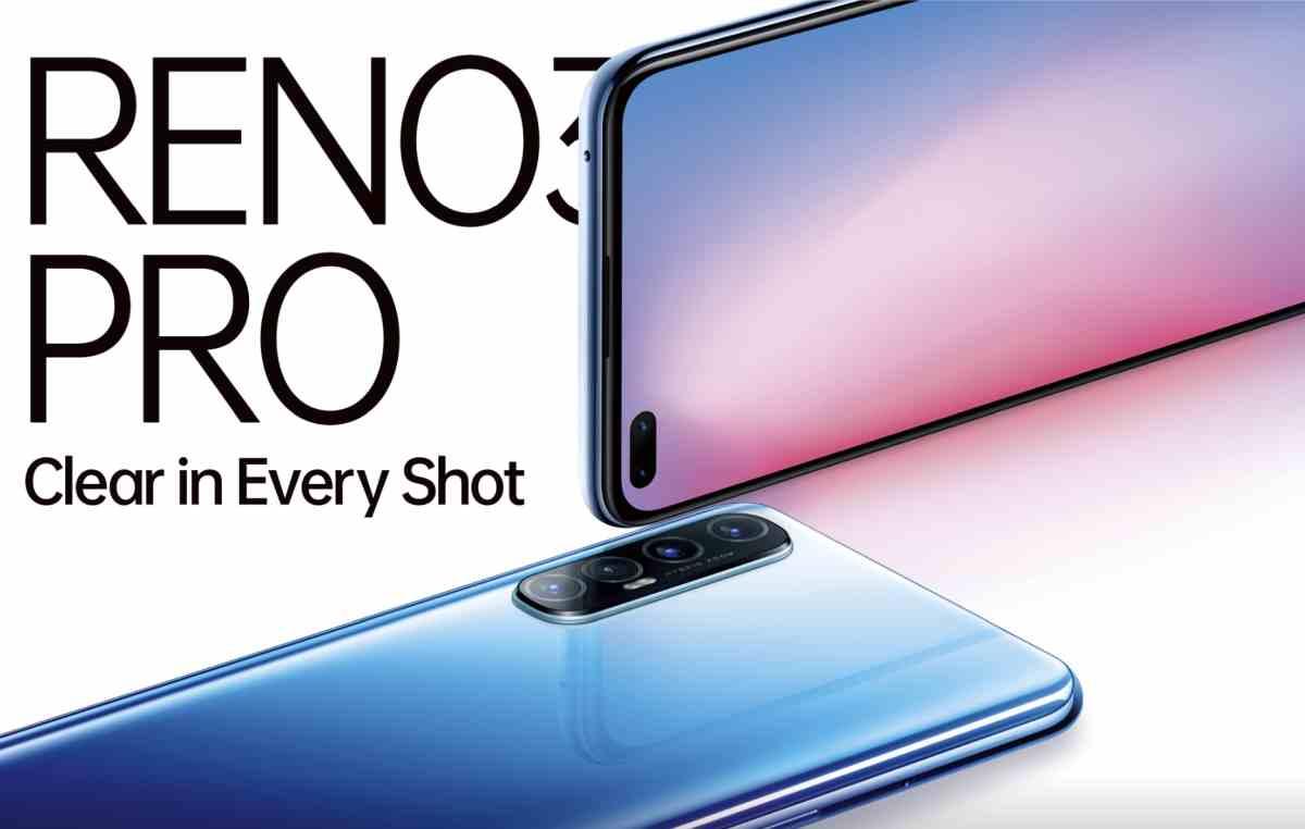 Oppo lanza una variante del Reno 3 Pro sin 5G para la India