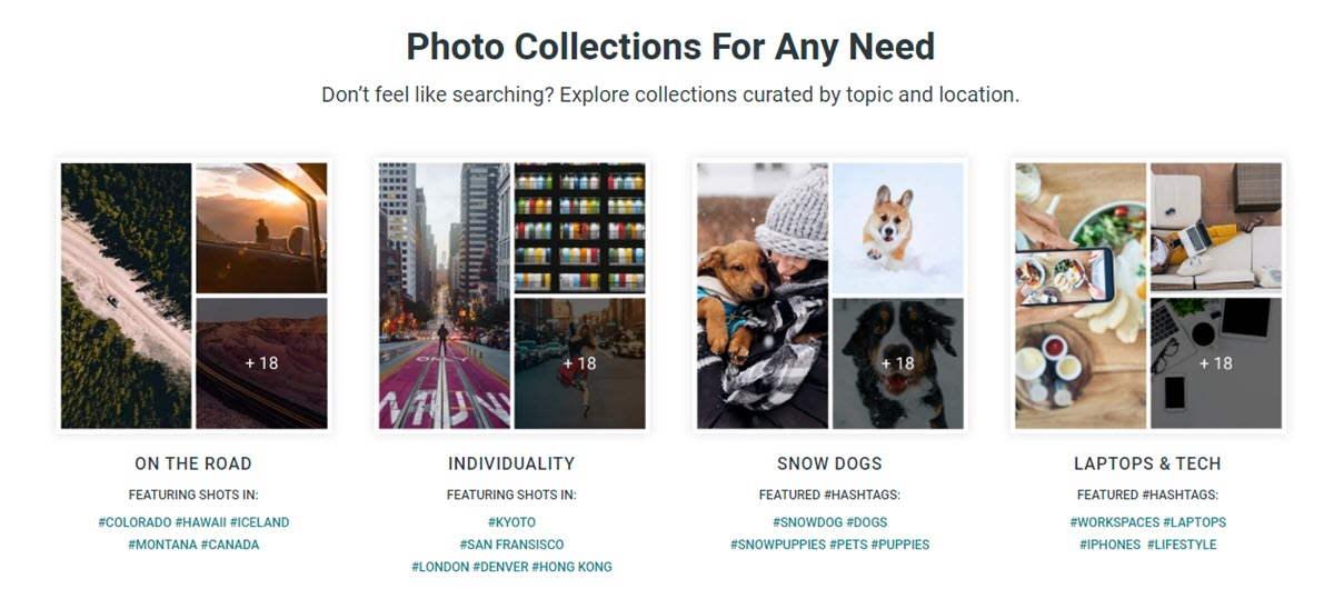 Nuevo recurso con miles de imágenes gratuitas para marketing digital