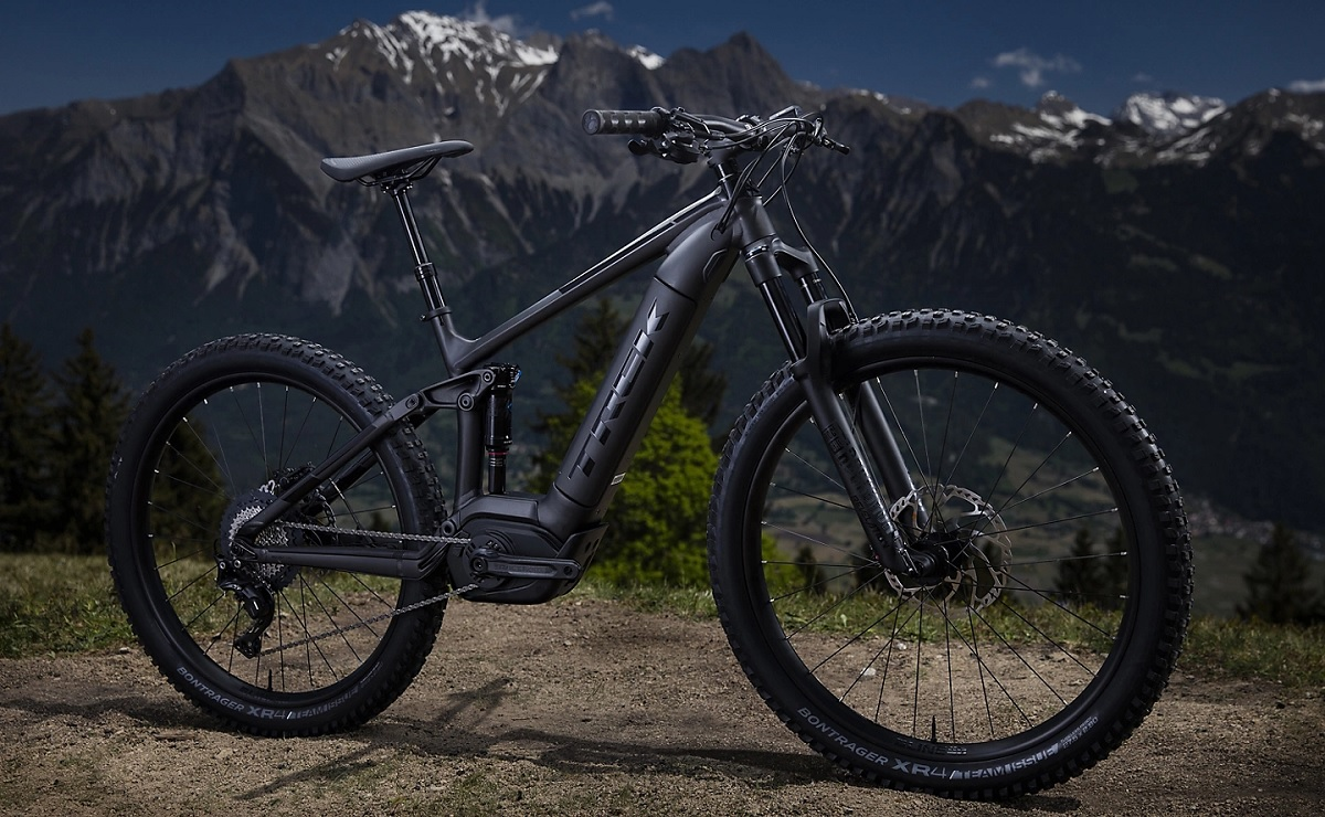Trek's Powerfly FS 7 Plus