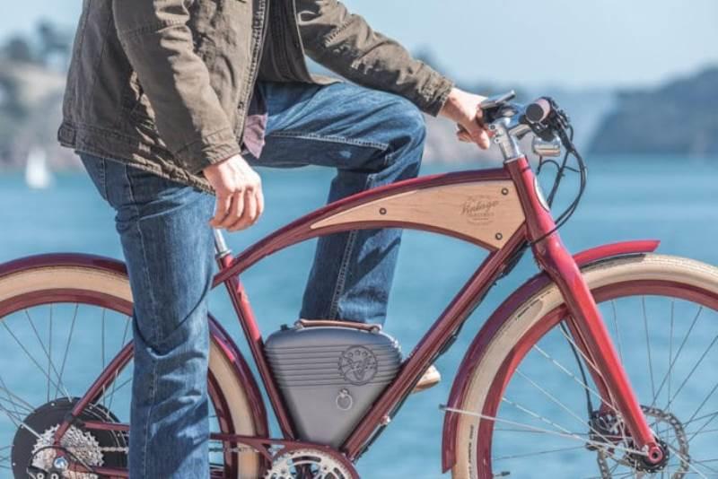 bicicleta electrica cafe 2020