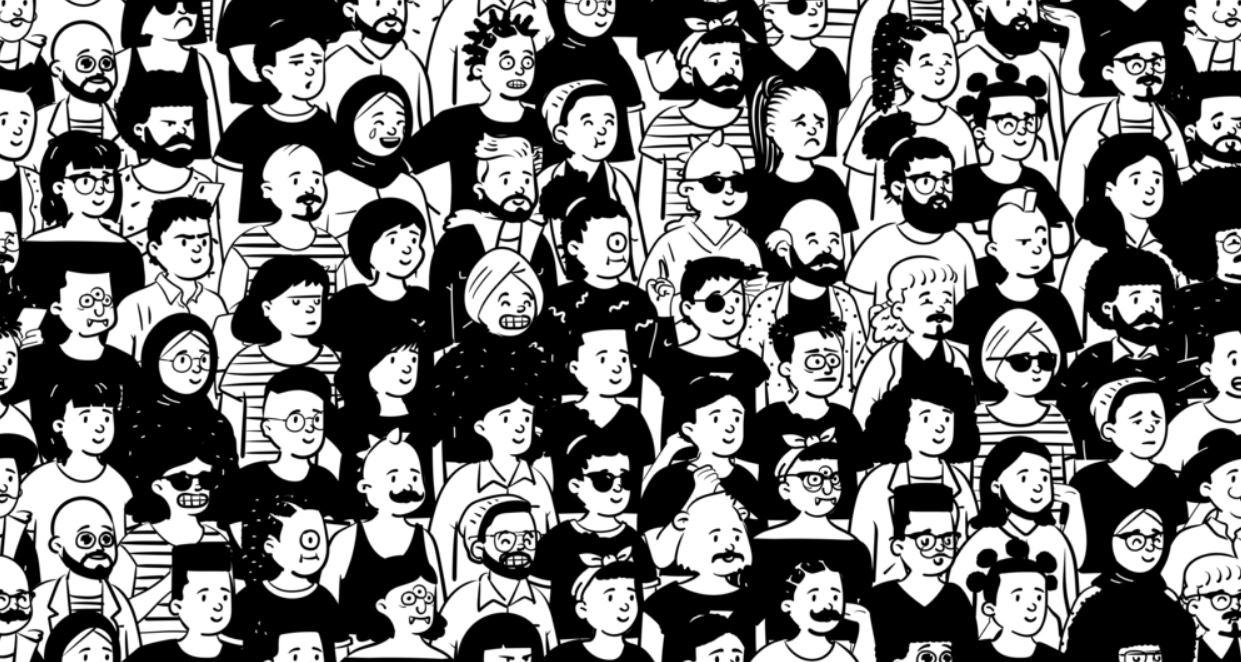 Cientos de dibujos gratis hechos a mano, para usar en nuestros diseños