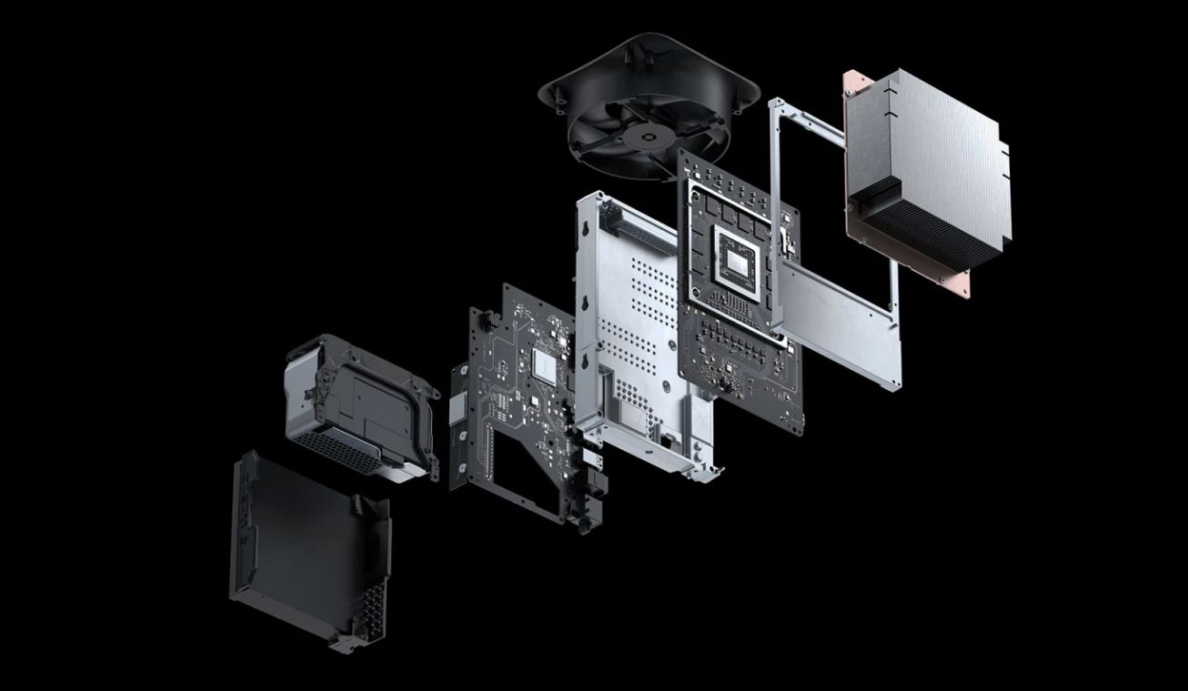 Detalles de Hardware de la nueva Xbox Series X