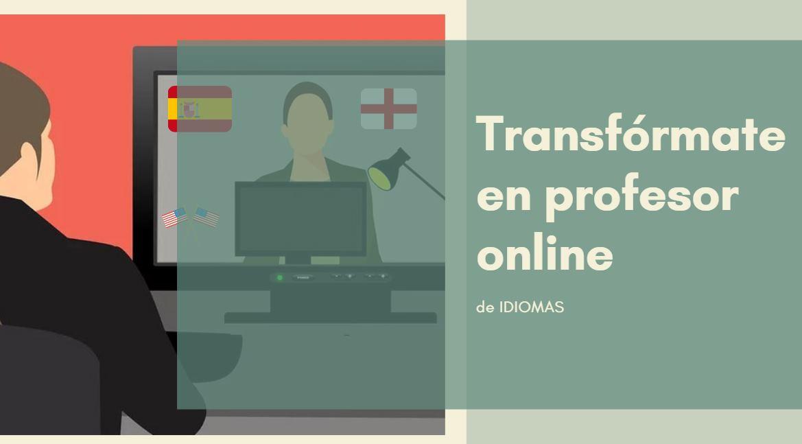 profesor de idiomas online