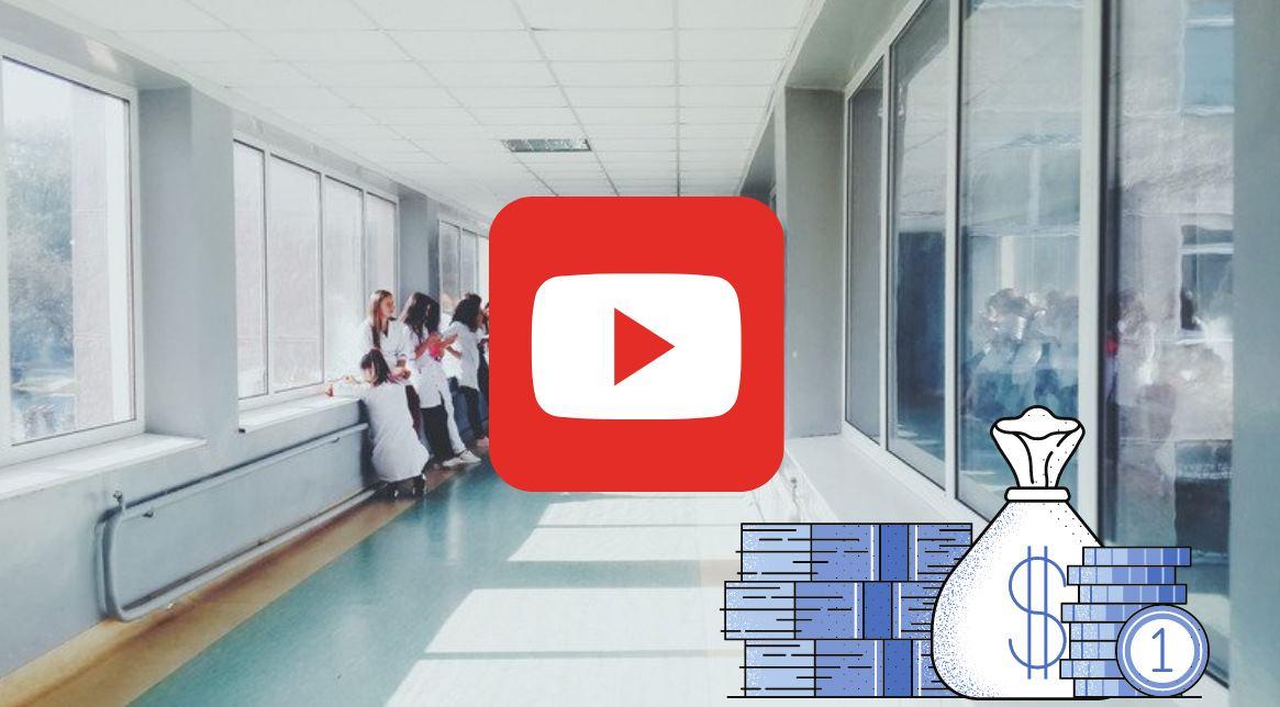 Youtube quita los anuncios a los vídeos sobre coronavirus