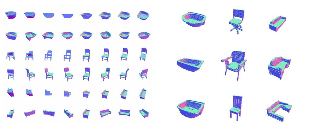 objetos 3D
