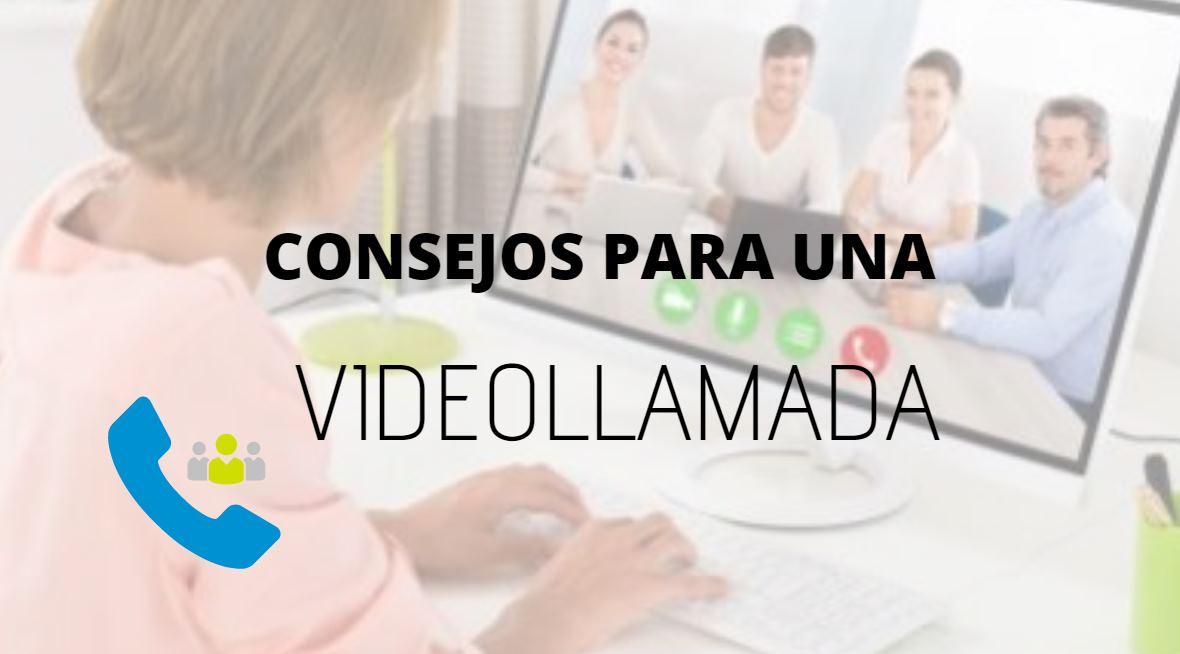 Consejos prácticos para una videollamada laboral exitosa