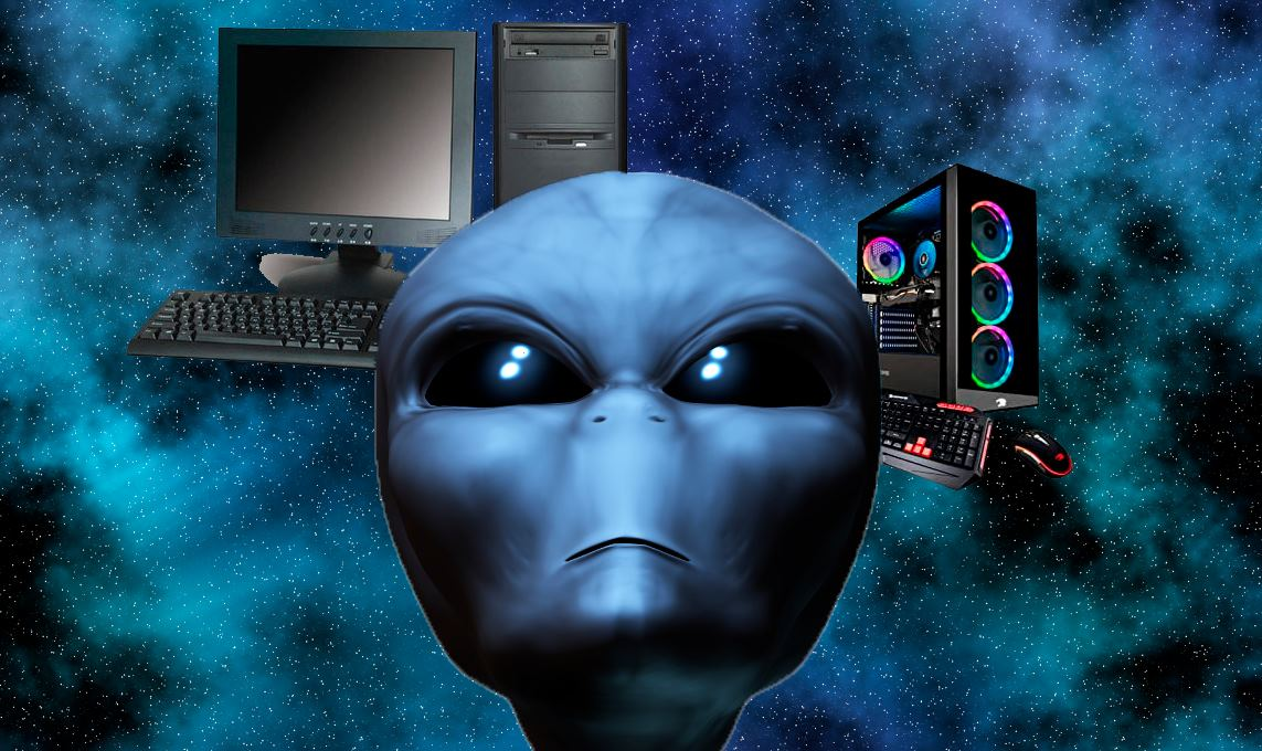Buscando aliens