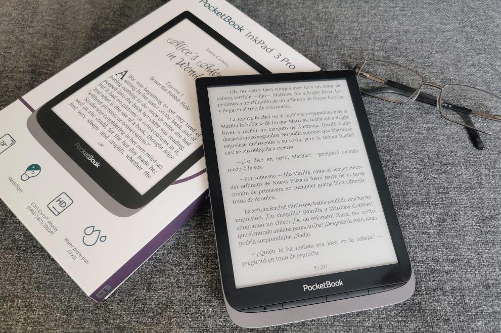 El InkPad 3 Pro de PocketBook, un e-reader que vale la pena conocer