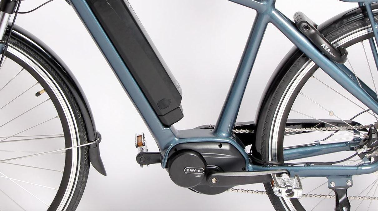 Un motor para hacer bicicletas eléctricas más baratas y silenciosas