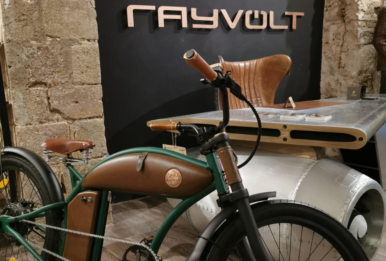 Rayvolt, bicicletas eléctricas vintage con diseño espectacular