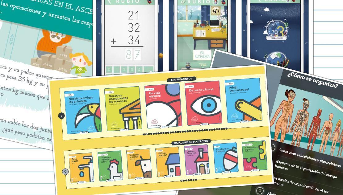 Libros gratuitos de deberes para primaria