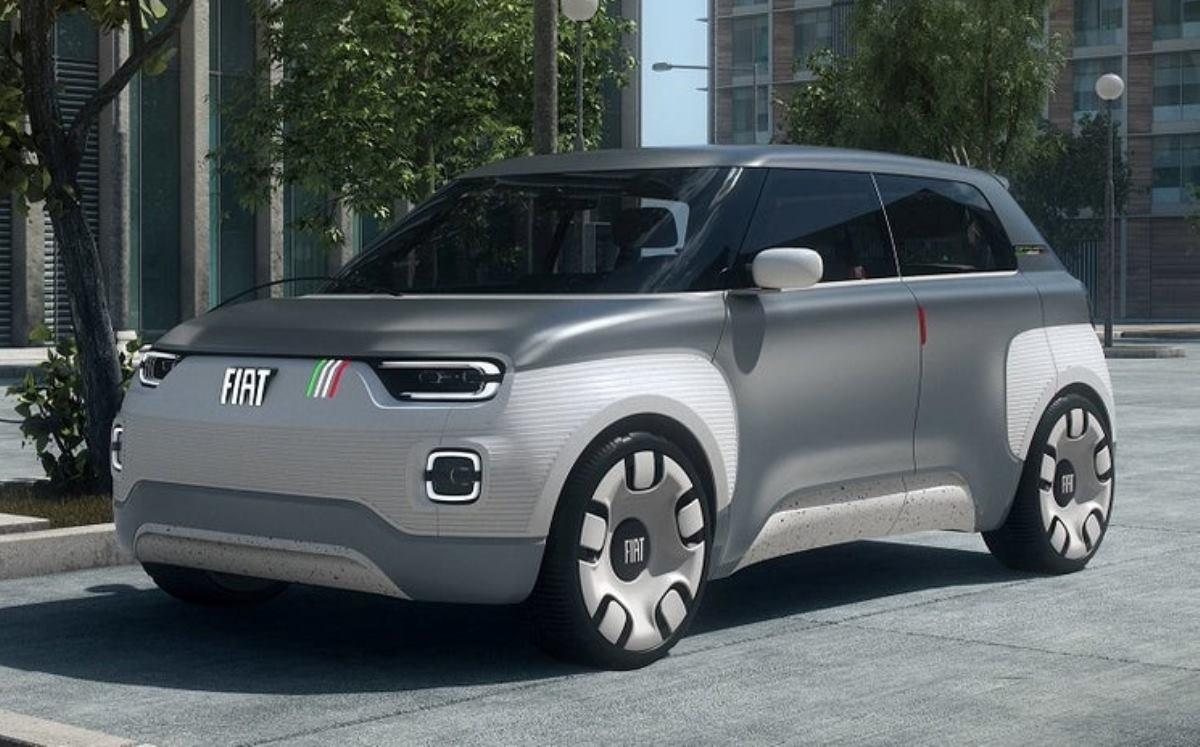Fiat Centoventi: coche eléctrico más asequible que el Fiat 500e