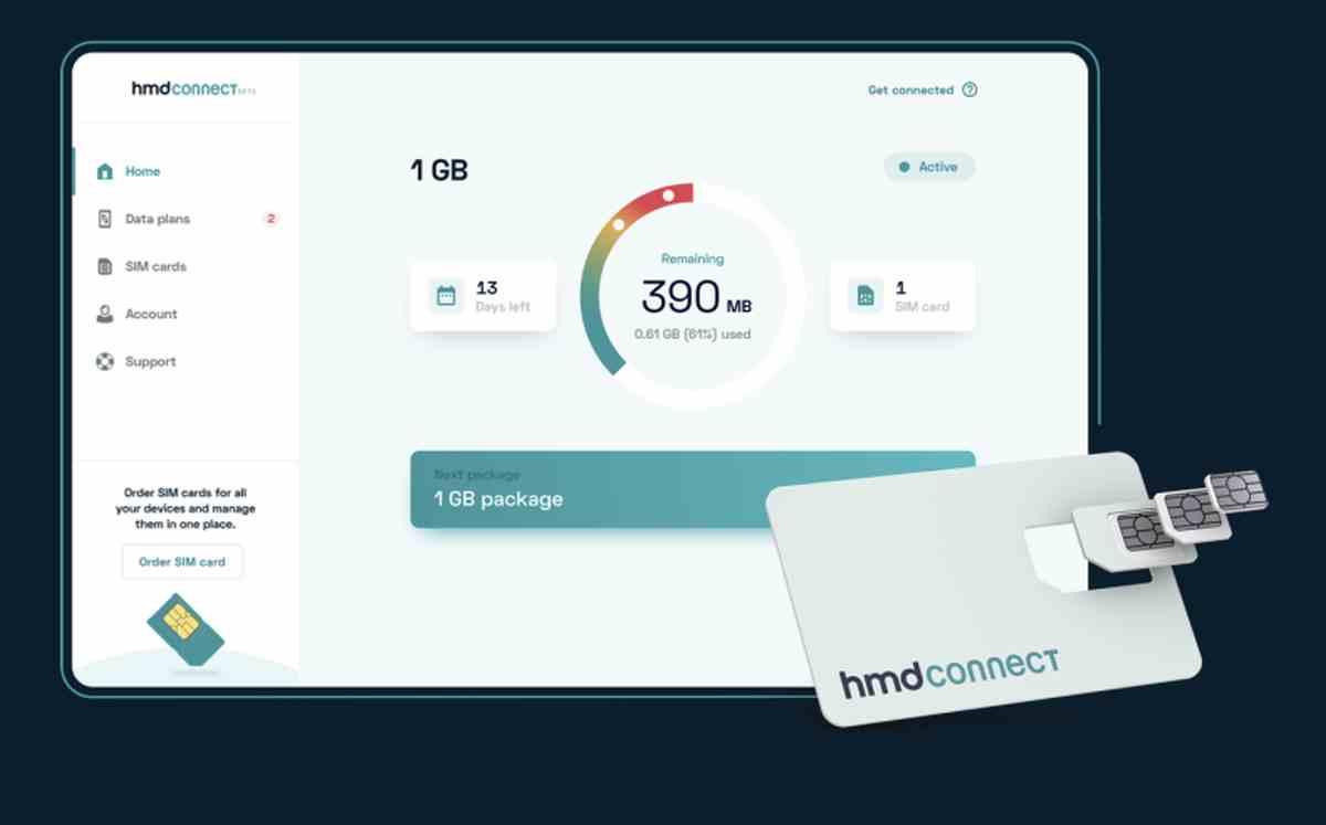 Así es HMD Connect, el nuevo servicio de roaming de HMD Global