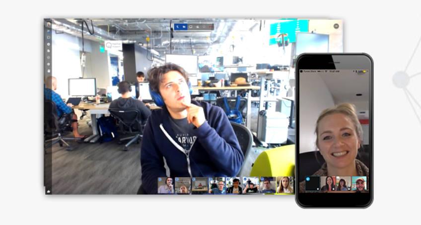 Jitsi Meet, potente plataforma gratuita para videollamadas