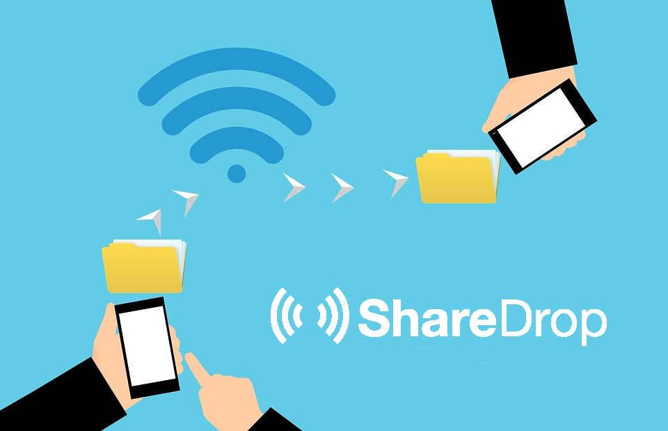 ShareDrop, para traspasar archivos inalámbricamente entre dispositivos