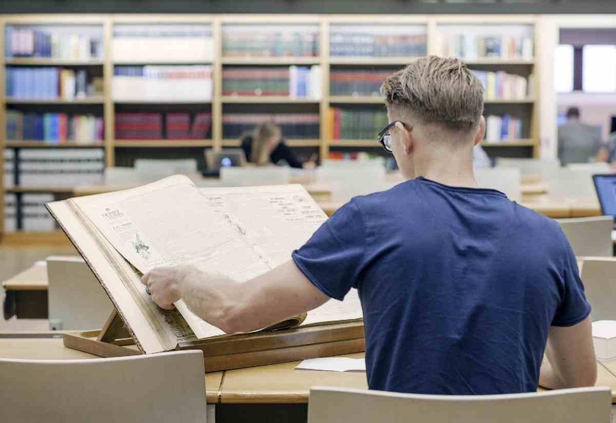 Google Libros digitalizará más de 100.000 publicaciones históricas de la ciudad de Amberes