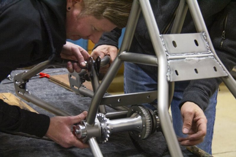 CycleWerks The Falcon ebike todo en uno