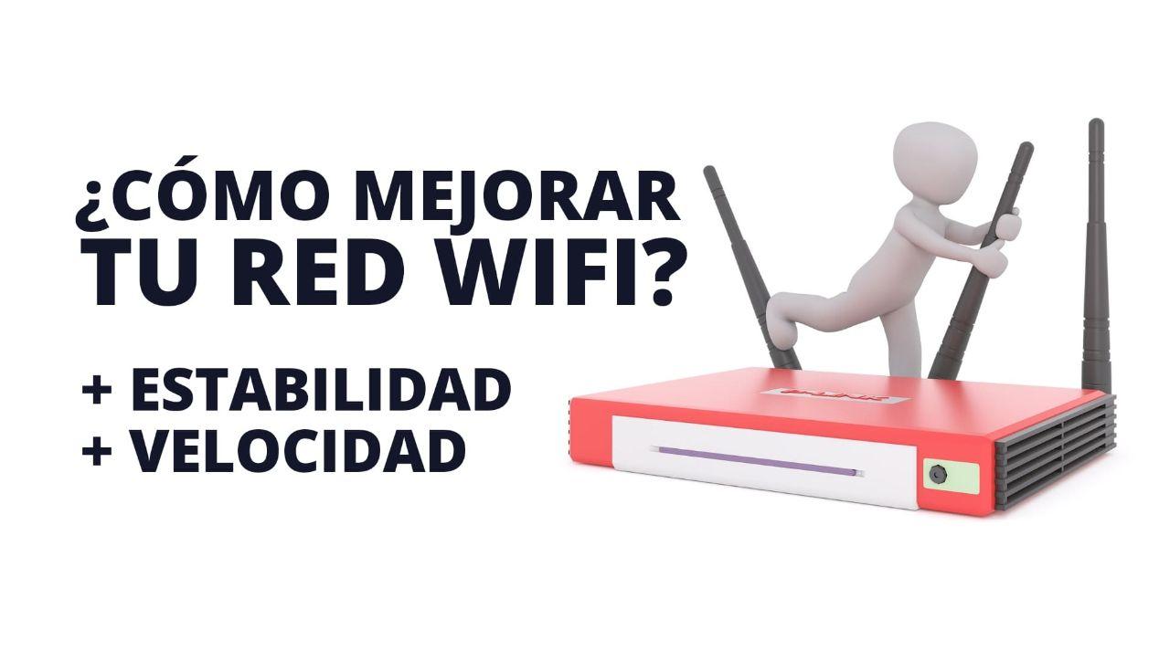 Consejos para mejorar la velocidad y estabilidad de tu wifi