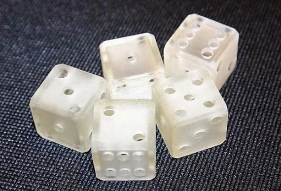 dados para imprimir en 3D
