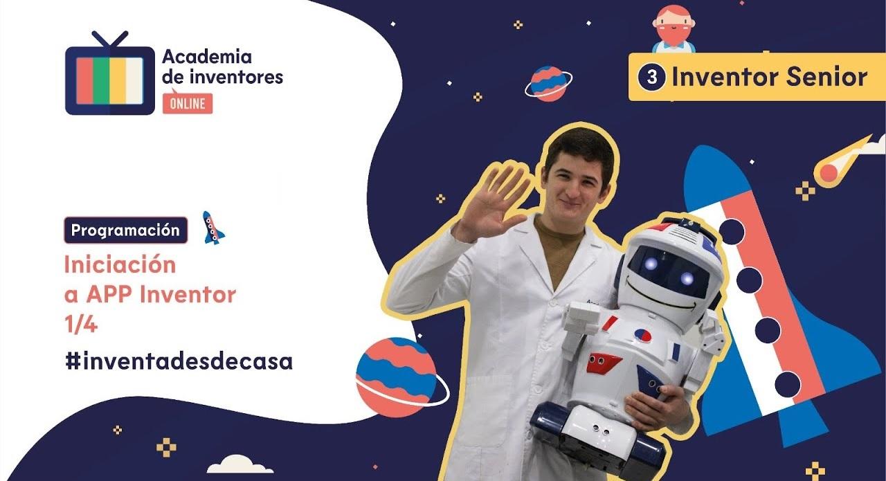 Academia de inventores online, aprendizaje gratuito para niños y adolescentes