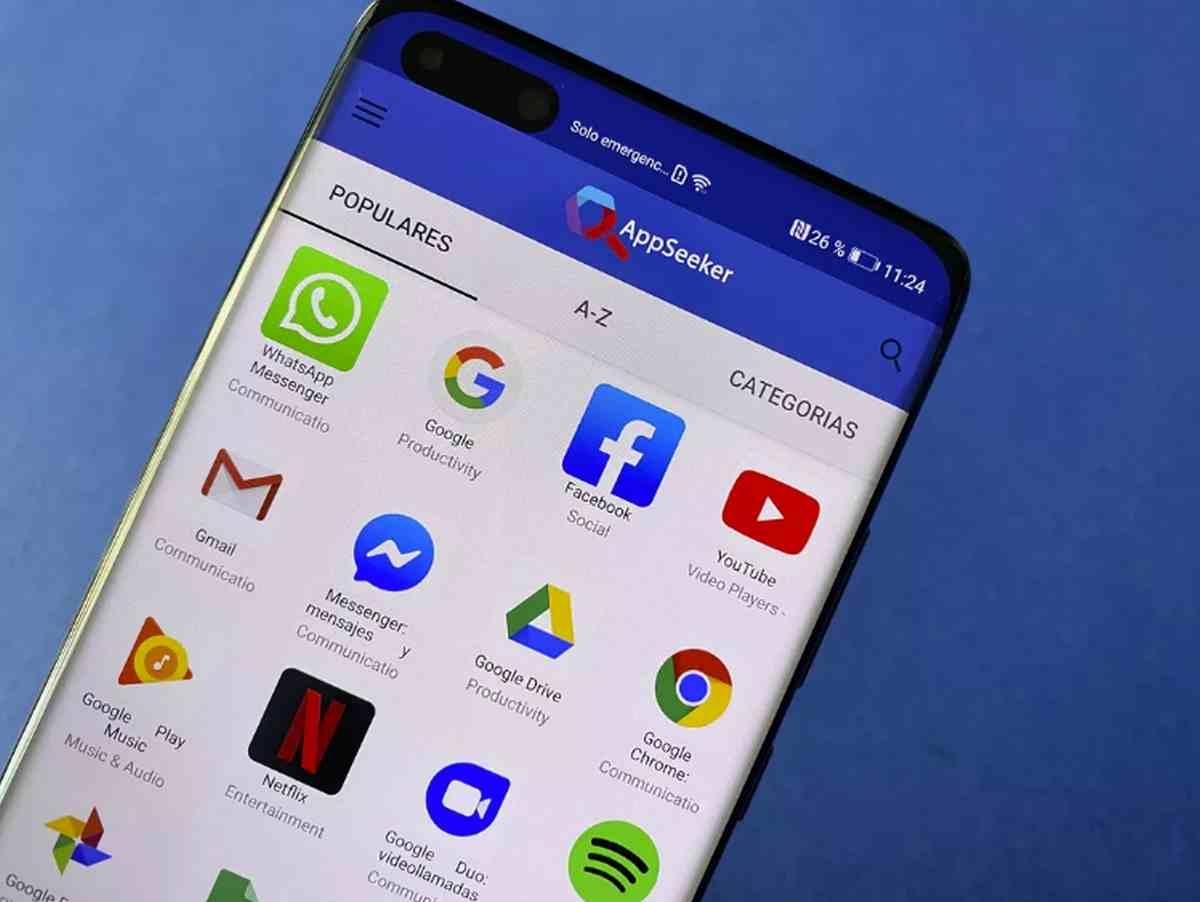 AppSeeker facilitará la instalación de apps de Facebook y Google en teléfonos Huawei