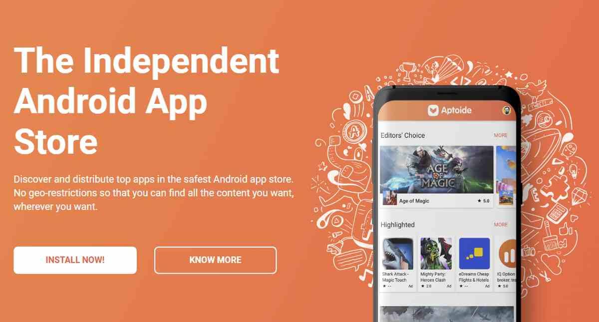 Aptoide sufre una filtración de datos de más de 20 millones de cuentas de usuario