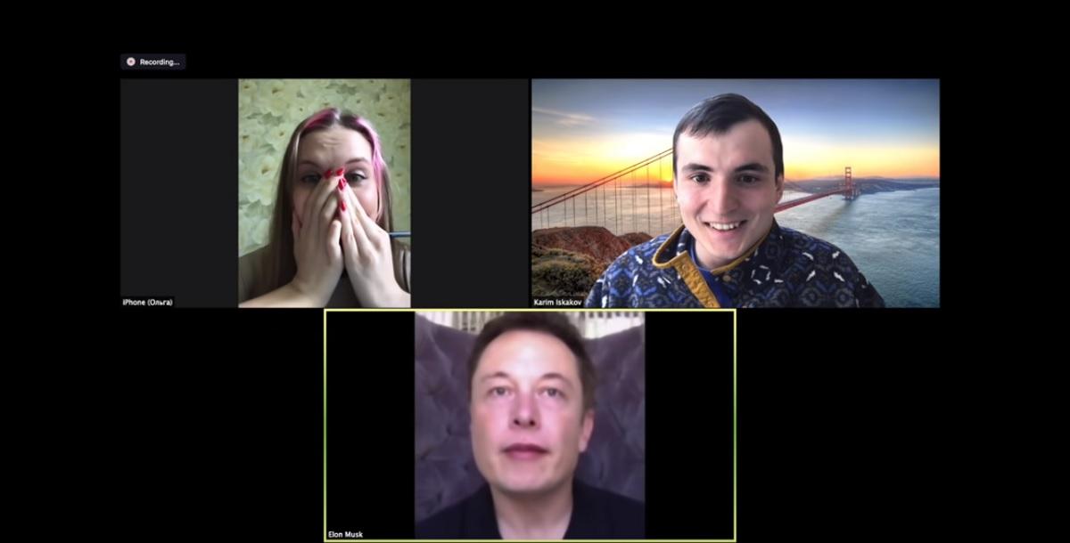 La app que te permite convertirte en Elon Musk u otro famoso en videollamadas de Skype y Zoom