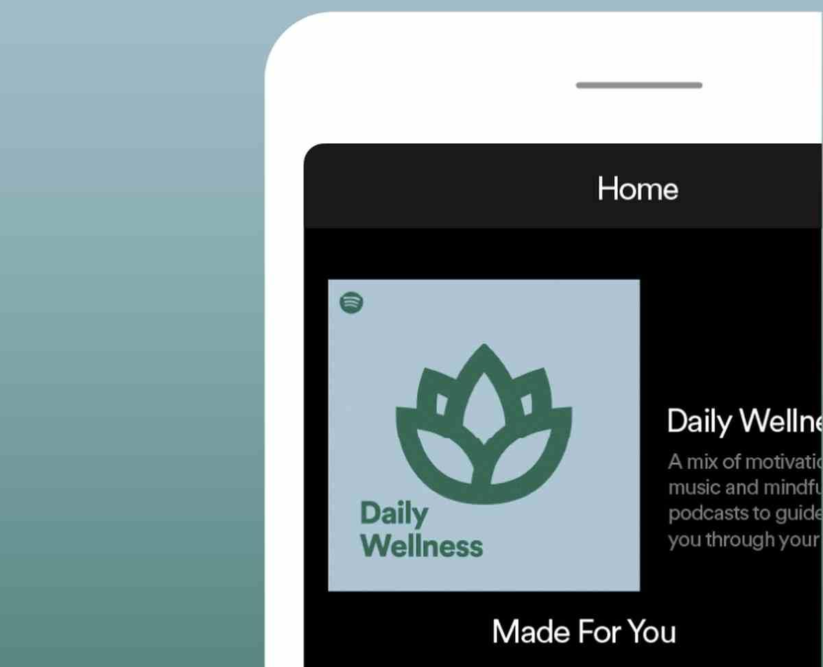 Spotify estrena lista de reproducción con contenidos para el bienestar personal