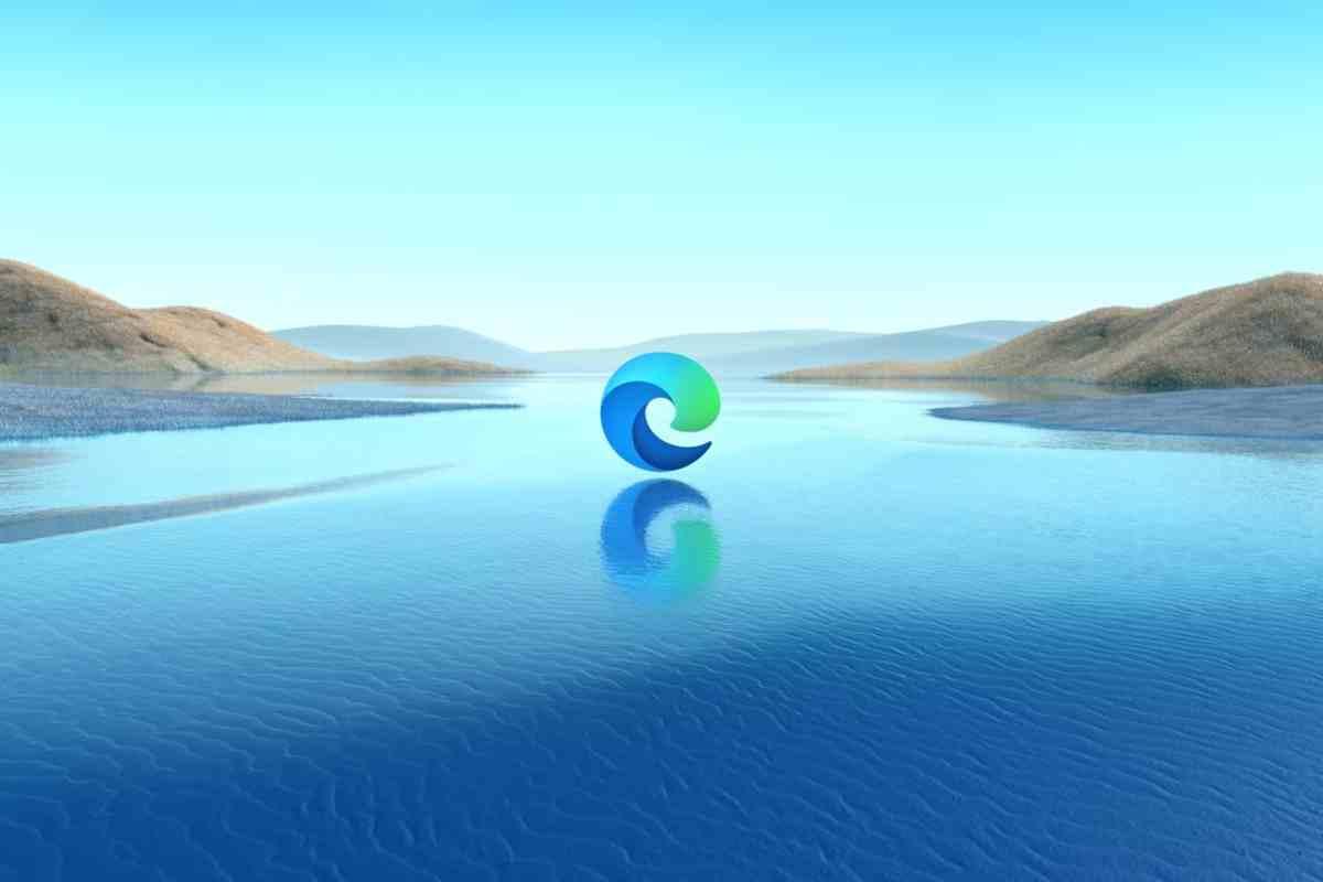 Microsoft Edge bajo Chromium