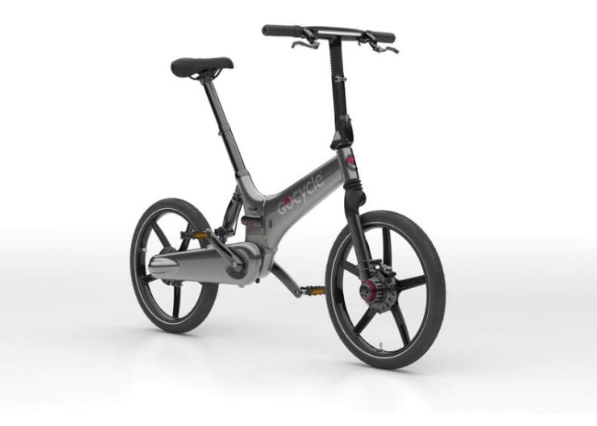 Gocycle lanza nueva y sofisticada bicicleta eléctrica plegable