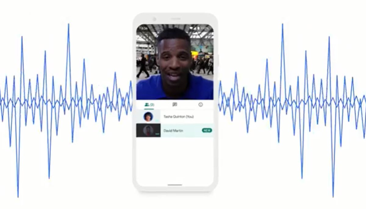 Google Meet utiliza IA para mejorar la calidad de las videollamadas