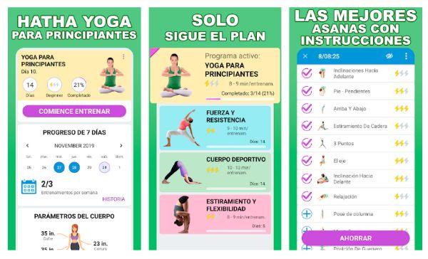 Hatha yoga para principiantes - Asanas y posturas