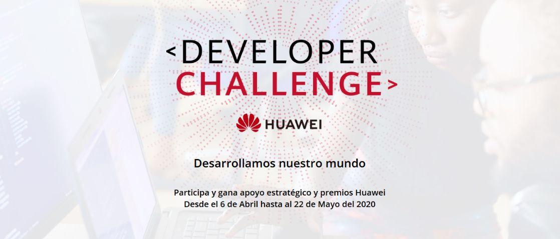 Abren convocatoria para integrar apps a la tienda de Huawei