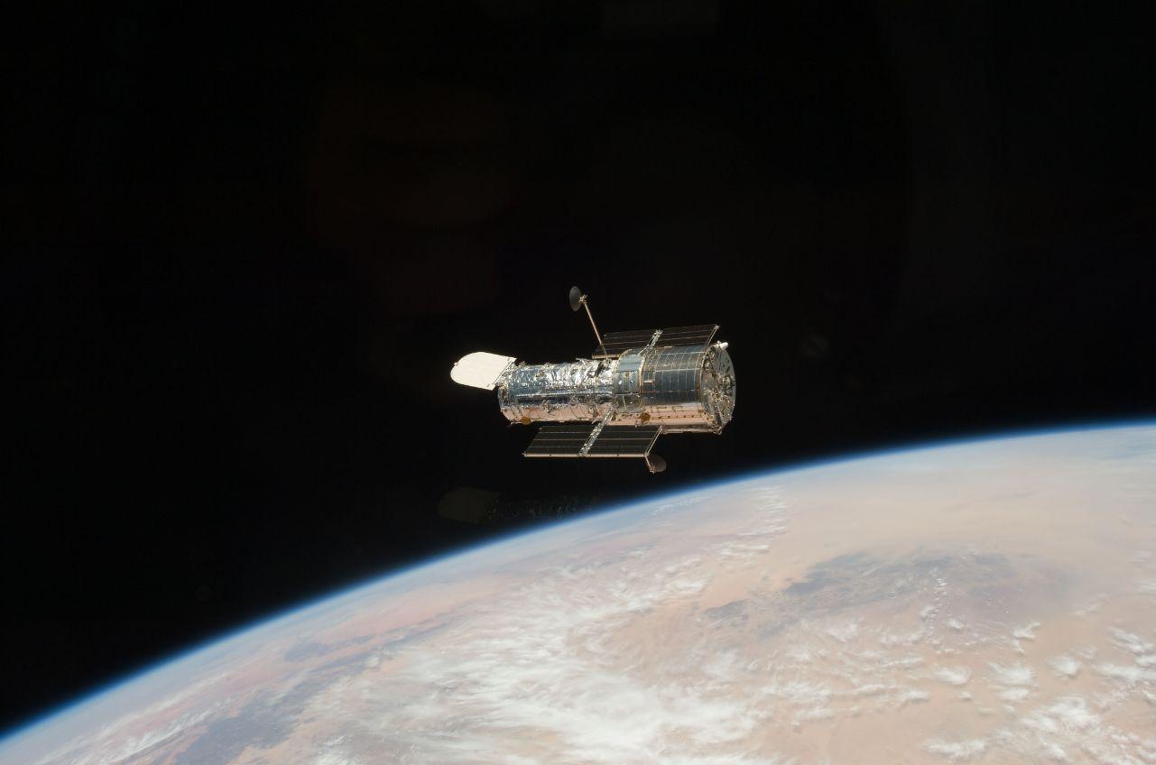 Mira lo que el telescopio Hubble capturó el día de tu cumpleaños