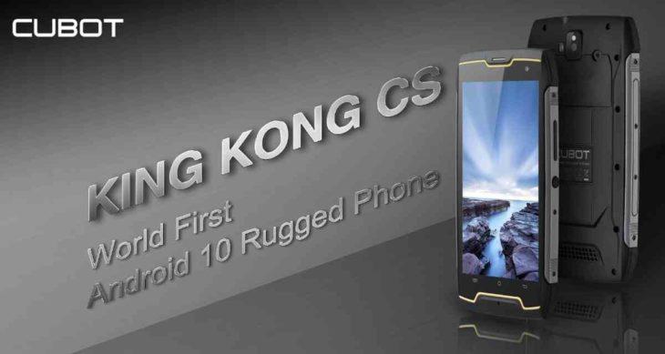 Cubot King Kong CS