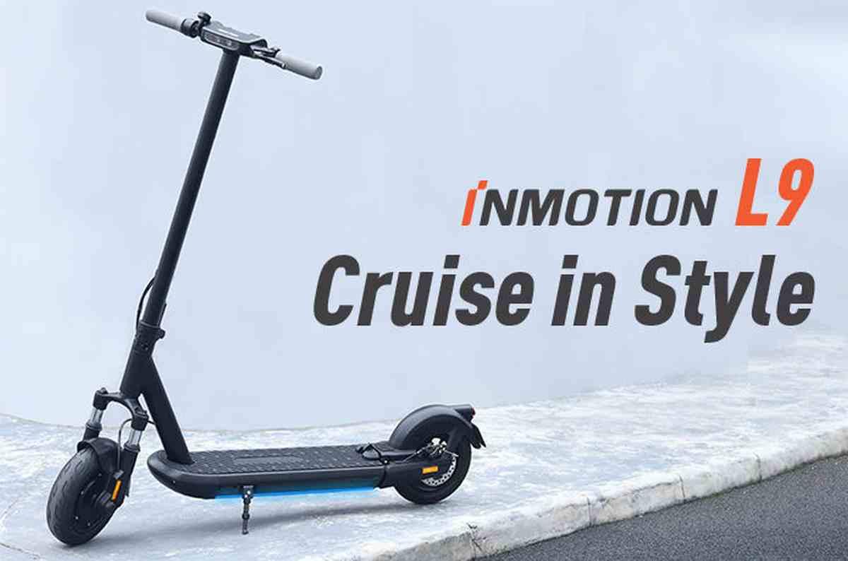 Un scooter eléctrico robusto y seguro que permite recorrer hasta 95km por carga