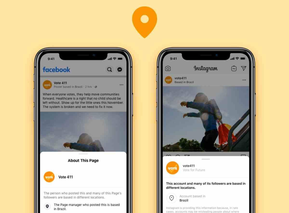 Facebook prueba nuevas medidas de transparencia en páginas y perfiles