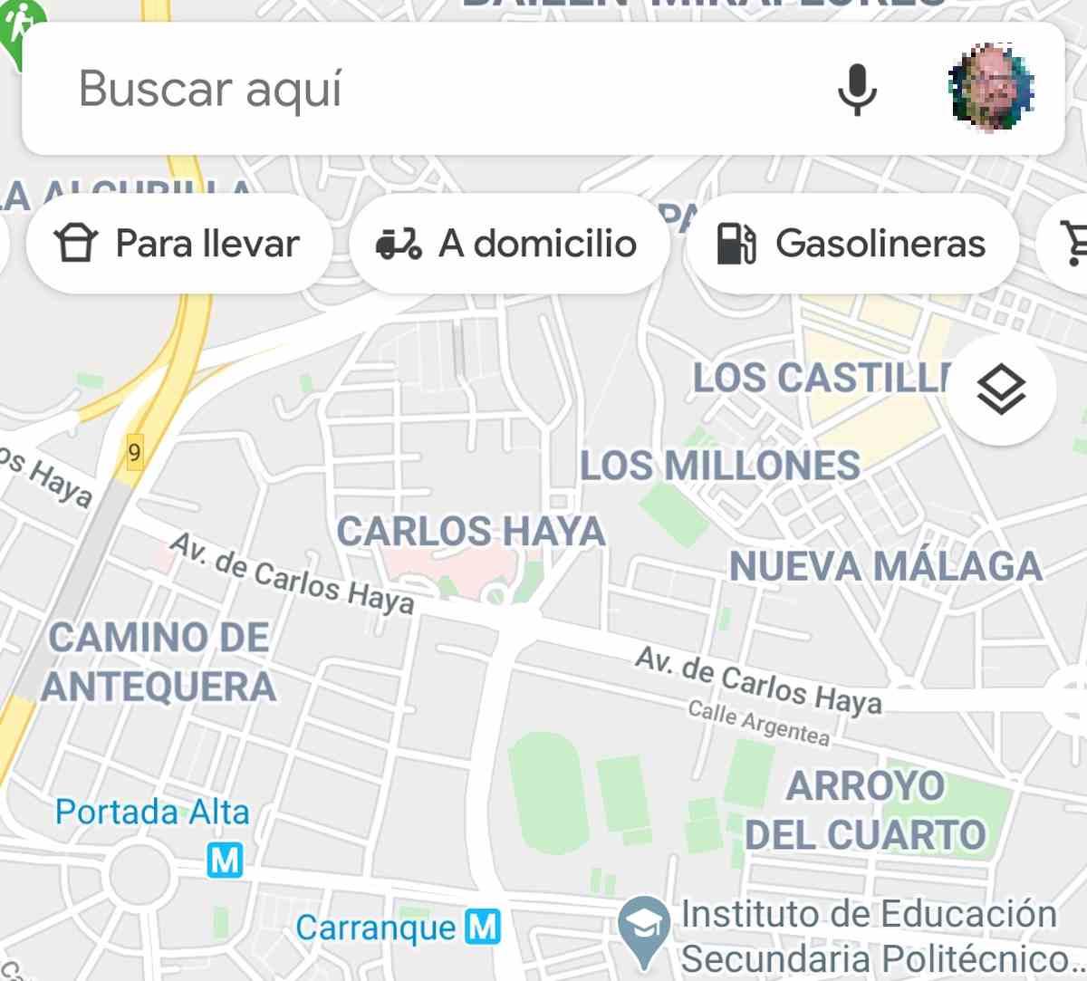 Google Maps ahora te ayuda a conocer restaurantes cercanos con opciones de envío y recogida