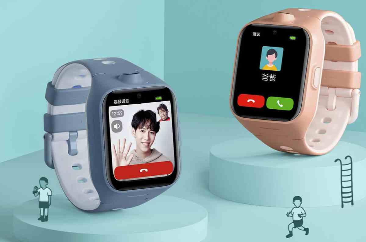 Así es la nueva generación de relojes inteligentes para niños de Xiaomi