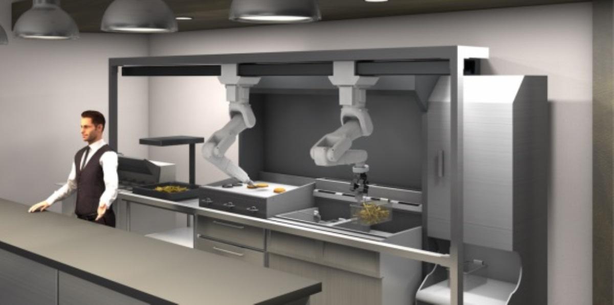 Miso Robotics inicia campaña de recaudación de fondos para su robot de cocina ROAR