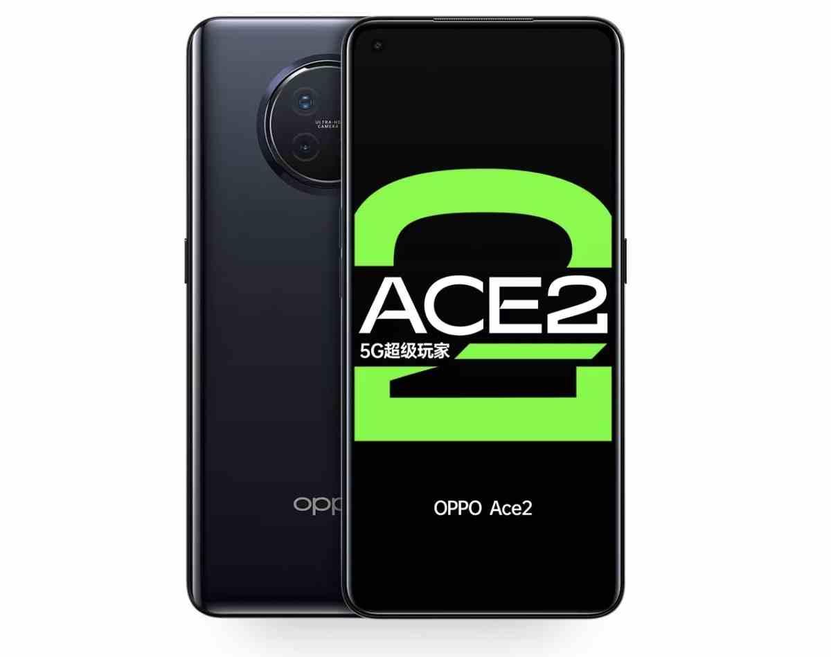 Oppo Ace 2 es el primer teléfono en llegar al mercado con carga inalámbrica de 40W