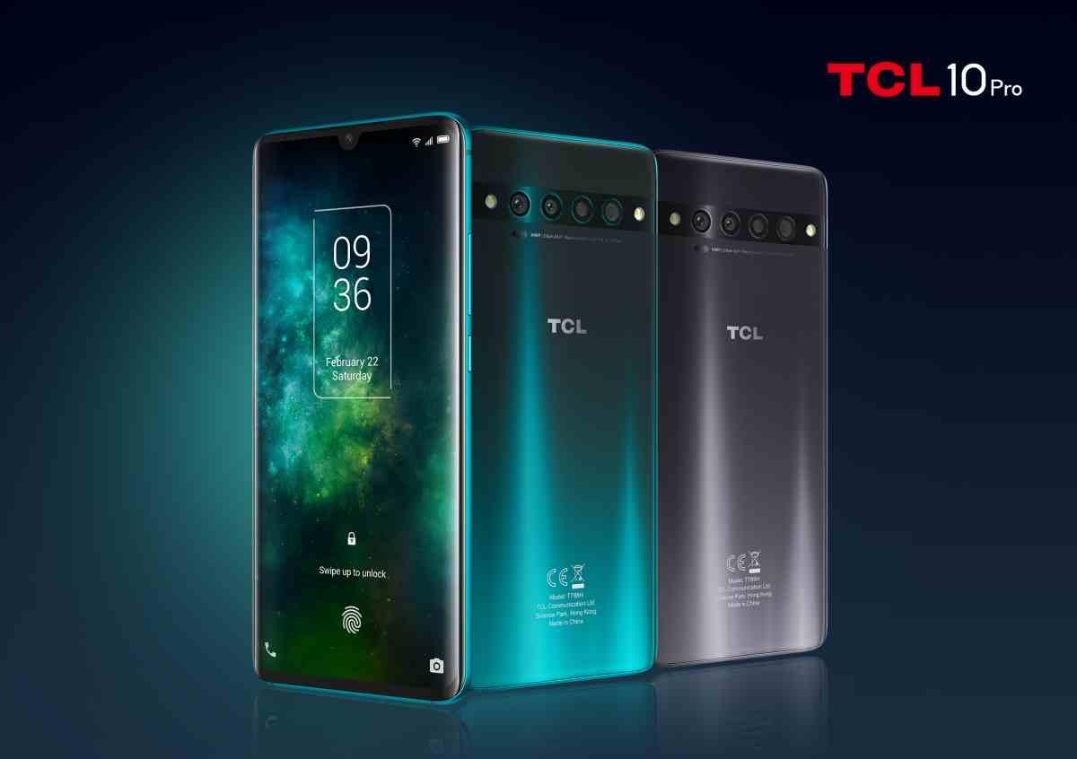 Así queda la primera serie de teléfonos móviles Android de TCL bajo marca propia